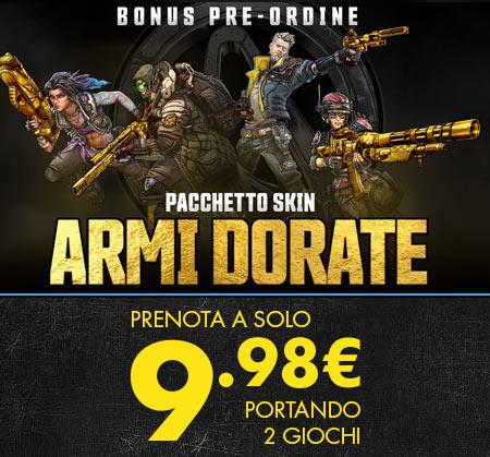 Borderlands 3 Gamestop Italia