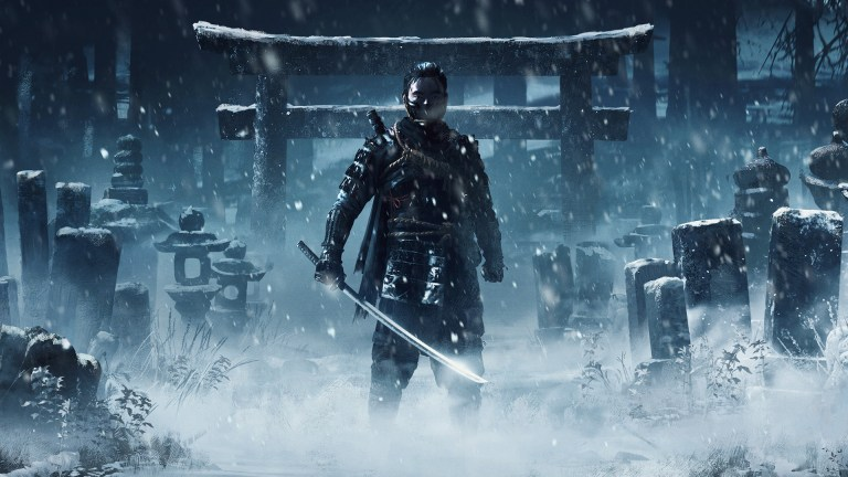 Ghost of Tsushima en vrai