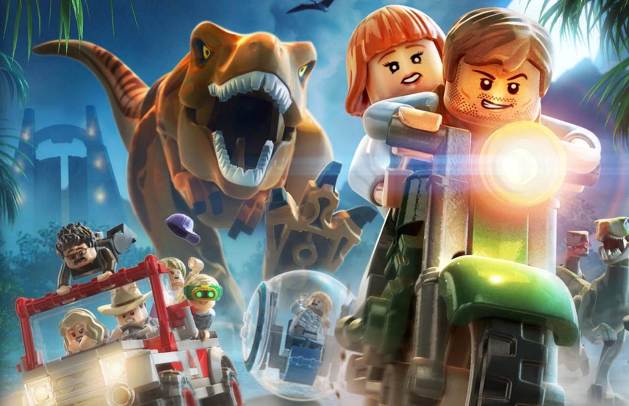LEGO Jurassic World Recensione GamesVillageit