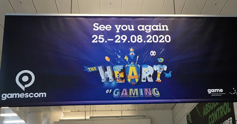 Bildergebnis für gamescom 2020