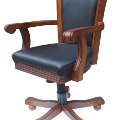 Poker Chairs With Casters Beige Office Chair Conversion - Convert Your Caster Into Non-rolling