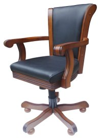 Chair Conversion - convert your caster chairs into non-rolling