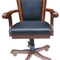 Poker Chairs With Casters Chaise Lawn Chair Conversion Convert Your Caster Into Non Rolling