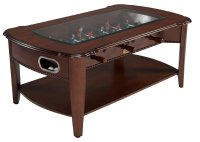 The Maxwell 2 in 1 Foosball & Coffee Table in Mahogany by ...