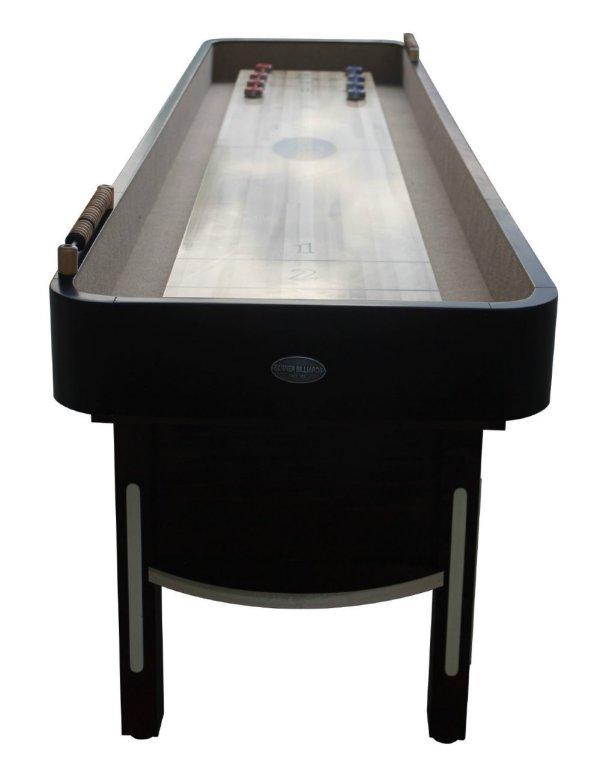 Berner Billiards Premier Limited Edition Shuffleboard Table In 9 12 14 & 16 Foot