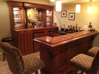 Custom Home Bar Furniture Custom Home Bar Furniture 9 8 ...