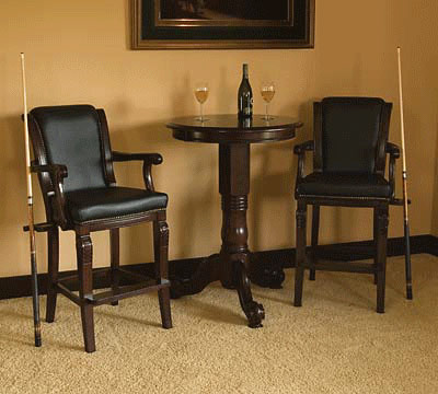Barstools and Pub Table Set  GameTablesOnlinecom