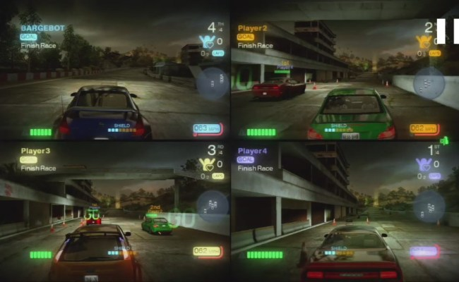 Local Multiplayer Racing Games Xbox 360 Gamewithplay