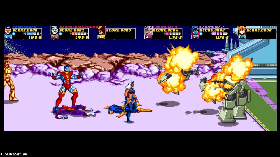 Image result for x men arcade
