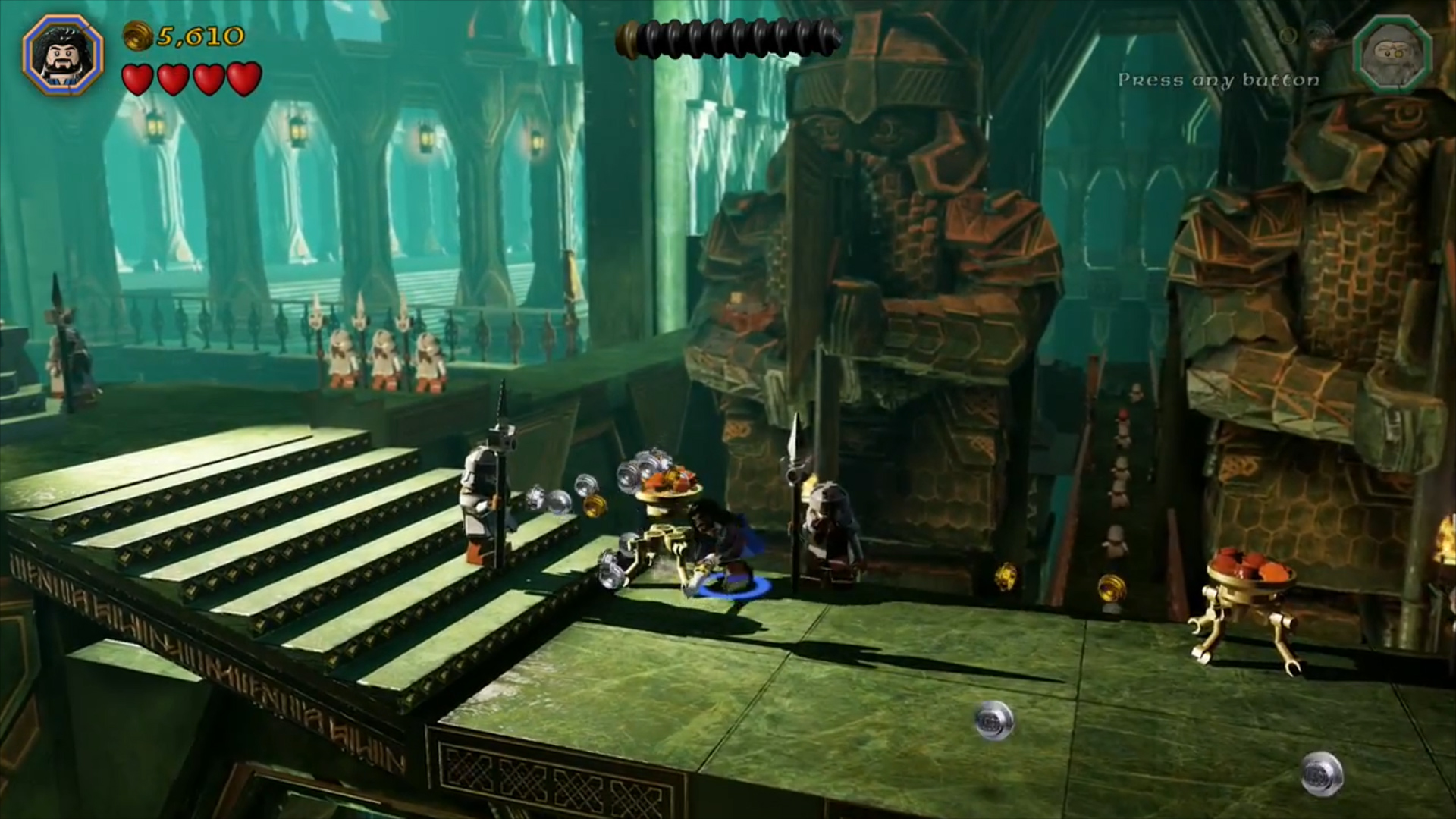 Lego The Hobbit Review PlayStation 3 Also On PlayStation 4 PS Vita Xbox 360 Xbox One Wii