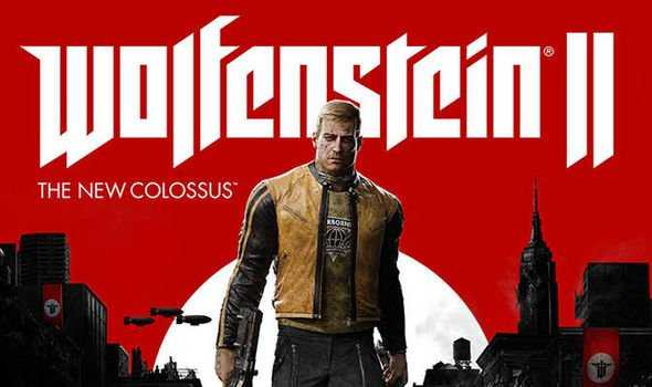 Wolfenstein2 - [Review] Wolfenstein 2: The New Colossus
