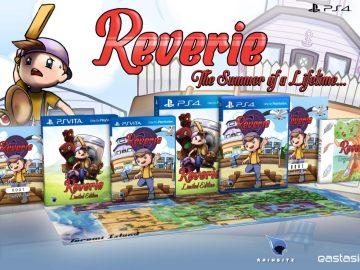 Reverie Banner All In One - Reverie erscheint am 18.Mai als Retail-Version in Asien