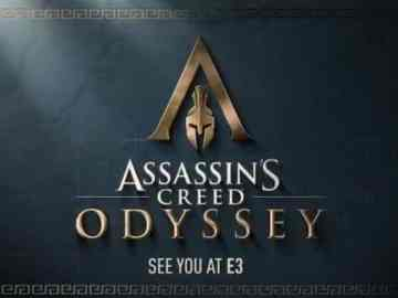 assassins creed odyssey logo E3 Teaser - Assassin's Creed Odyssey nun offiziell angekündigt