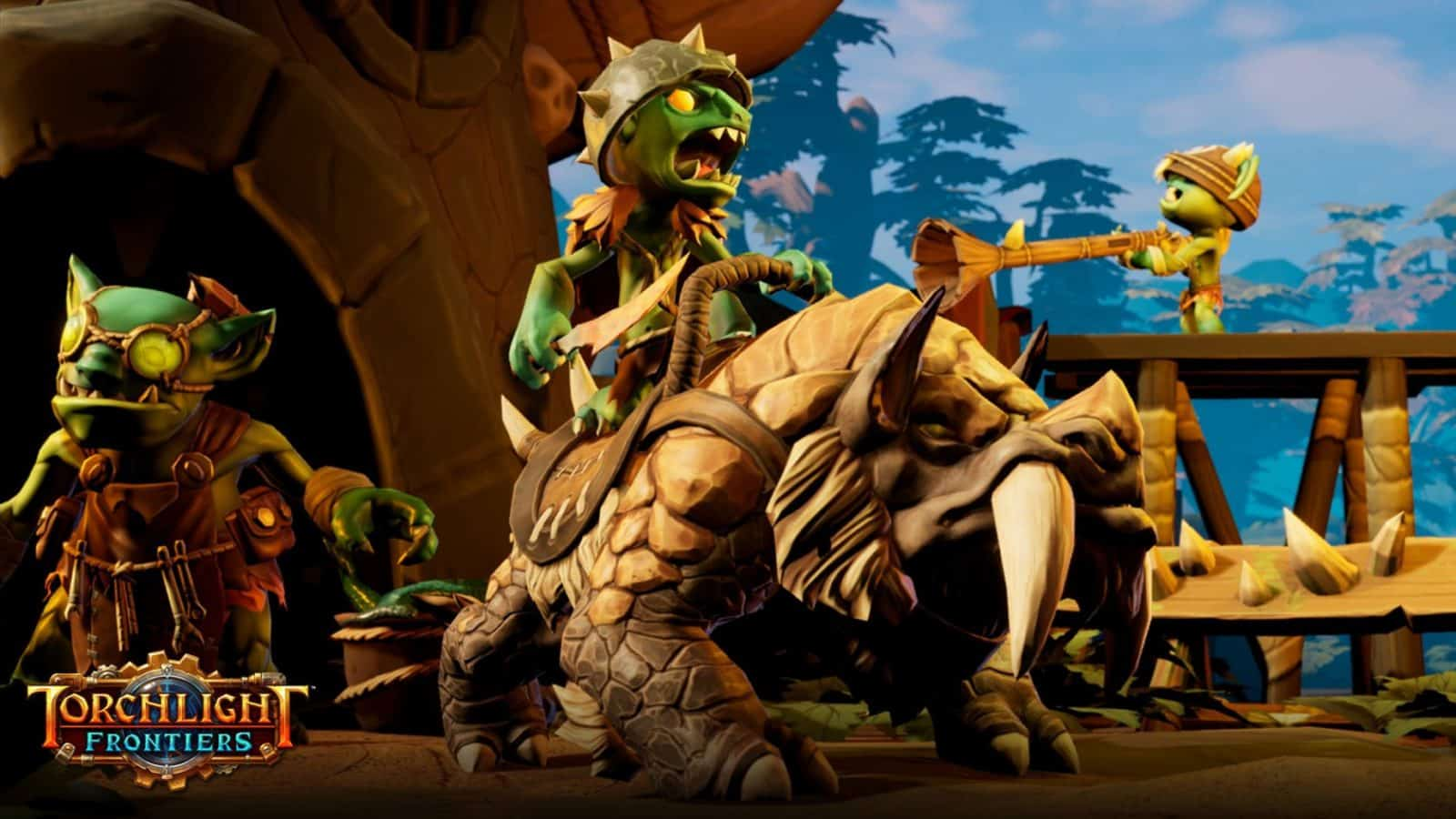 Torchlight Frontiers