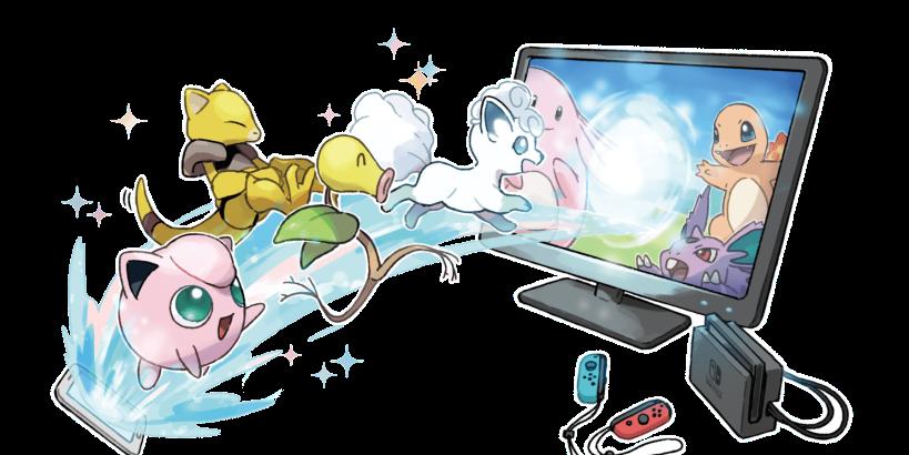 GO Park art - Neuer Trailer zu Pokémon: Let's Go, Pikachu! und Pokémon: Let's Go, Evoli! enthüllt weitere spannende Details