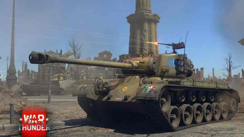 War Thunder Content Update 1.85
