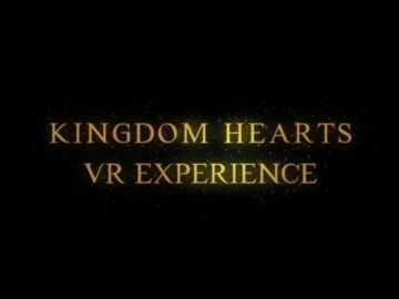 Kingdom Hearts VR