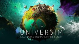 the universim titelbild - [Preview] The Universim - Die Macht des Schaffens