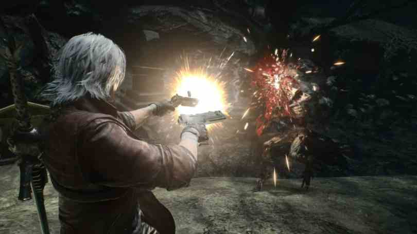 Devil May Cry 5 Test