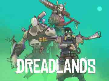 Dreadlands Logo Artwork