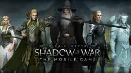 shadow of war mobile - Shadow of War Mobile - Titel wird eingestellt