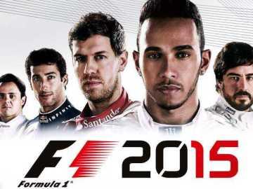 F1 2015 Artwork