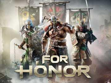 For Honor Logo Artwork