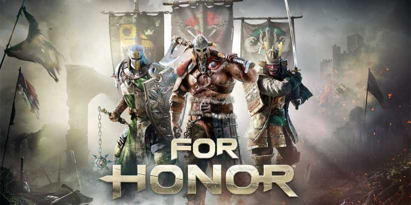 For Honor Logo Artwork