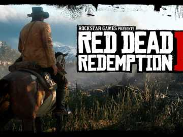 Red Dead Redemption 2 Logo Artwork
