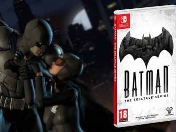 Batman Telltale Switch
