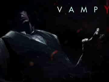 Vampyr Logo Artwork
