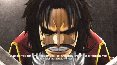 One Piece Pirate Warriors 3 Charaktere