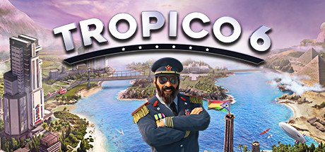 Tropico 6 Logo Artwork