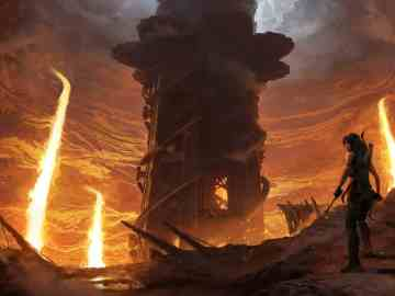 Shadow of the Tomb Raider DLC Die Schmiede