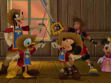 KINGDOM HEARTS –The Story So Far–