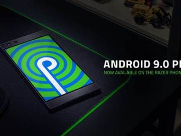 Razer Phone Android 9.0 Pie