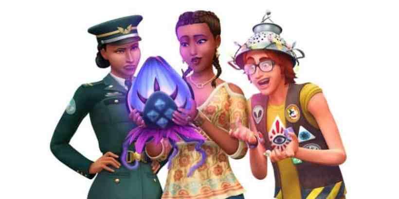 Die Sims 4 StrangerVille