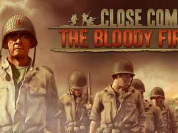 Close Combat: The Bloody First Logo Artwork