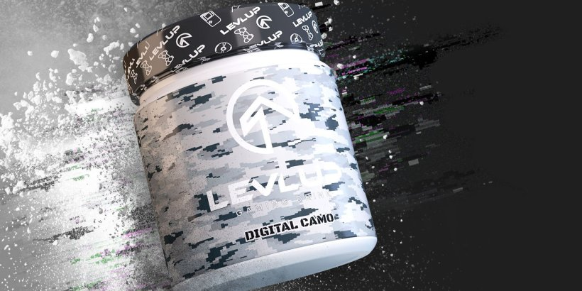 LevlUp Gaming Drink