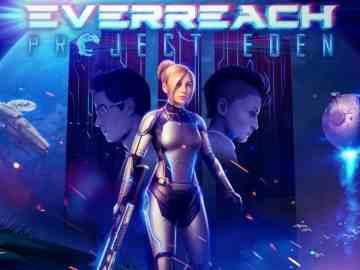 Everreach: Project Eden Keyart