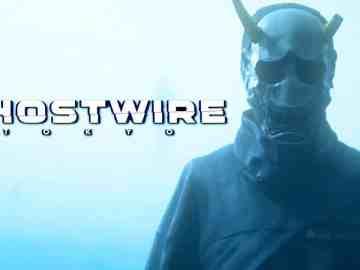 Ghostwire Tokyo Artwork