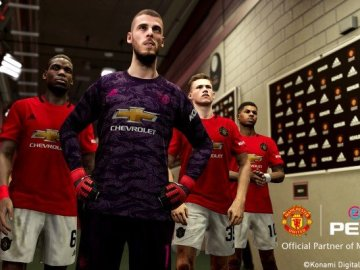 PES2020 Manchester United