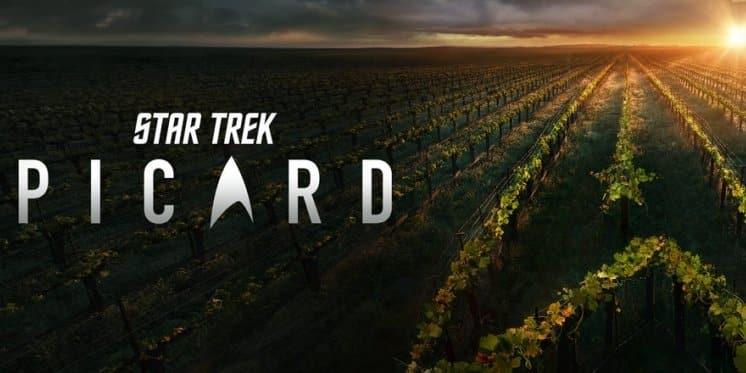 Star Trek Picard Artwork