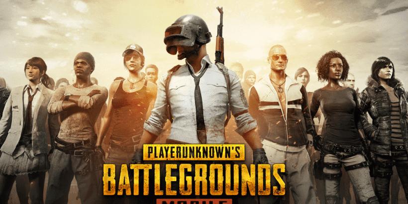 Playerunkown's Battleground Mobile