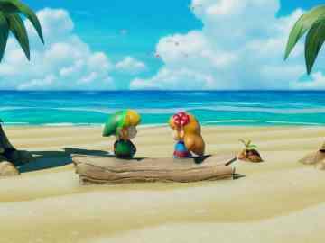 The Legend of Zelda_Link's Awakening