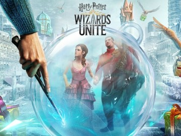 Gametainment Harry Potter Wizards Unite Christmas