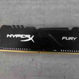 Kingston HyperX Fury RGB, offline