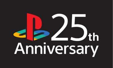 PlayStation 25 Jahre Jubiläum