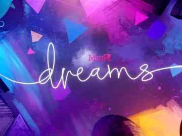 Dreams PS4 Keyart