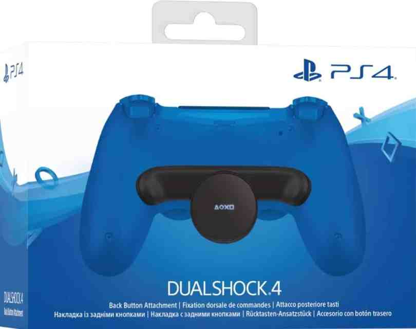 PS4 DS4 Back Button